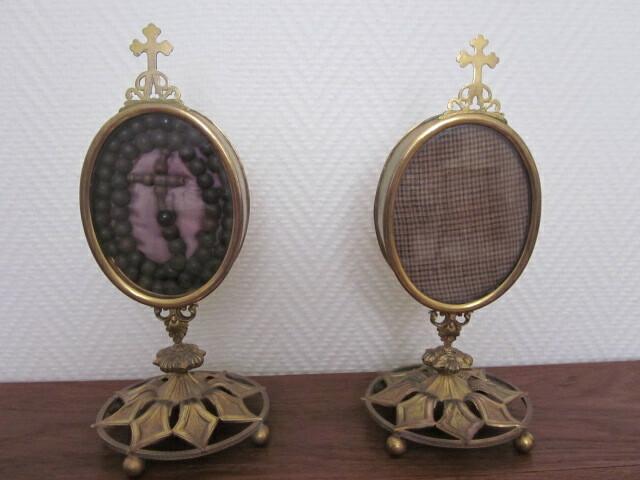 Reliques du Père Nicolas Barré