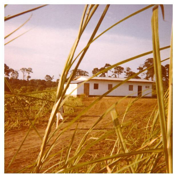 Case des Sœurs de l'EJNB à Makénéné