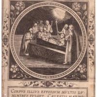 Image ayant appartenu à un martyr chrétien japonais